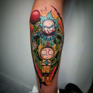 Mateusz Kopała inksearch tattoo
