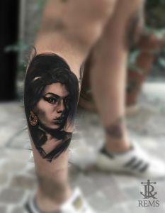 Rems Tattoo inksearch tattoo
