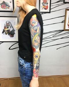 Mirek Kopinec Tattoo inksearch tattoo