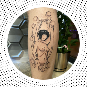 Pamela inksearch tattoo