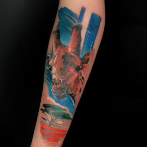 Maciej Enzo Sowa inksearch tattoo