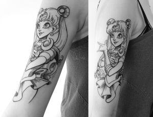 Judyta Anna Murawska - Fuki aka Fukari Tattoo inksearch tattoo