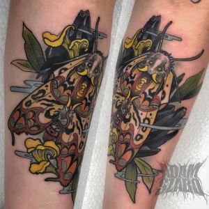 Adam Szabo inksearch tattoo