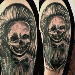 Heretyk-art inksearch tattoo