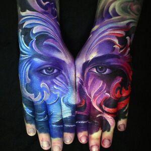 Piotr Deadi Dedel inksearch tattoo