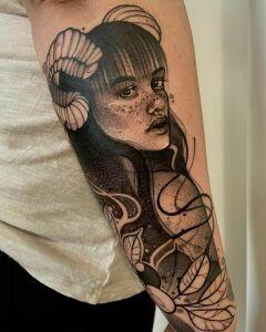 saraArt inksearch tattoo
