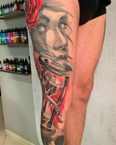 Kazmierz Kosa Rychlikowski inksearch tattoo