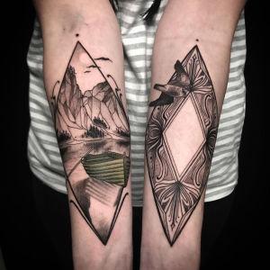 Boglarka Toth inksearch tattoo