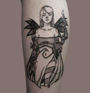 Ilon Tattoo inksearch tattoo