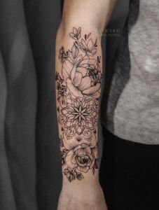 Sylwia Fontin inksearch tattoo