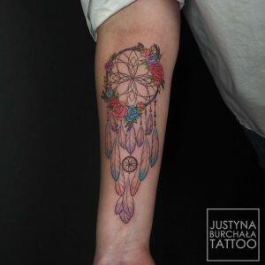 Justyna Burchała Tattoo inksearch tattoo