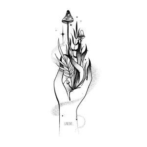 Luneoire inksearch tattoo