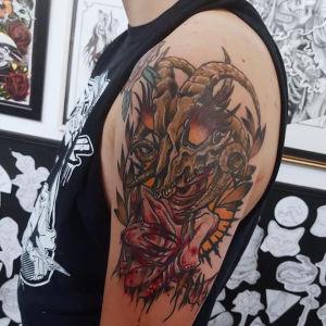 Robert Jevy inksearch tattoo