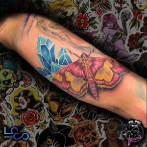 "Bartosz ""PikPok"" Pinkowski inksearch tattoo"