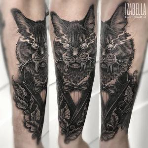 Izabella Solarz Samsara Tattoo inksearch tattoo