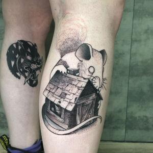Ian Shakhmatov inksearch tattoo