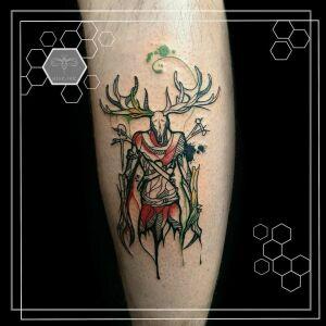 Aloe Ink inksearch tattoo