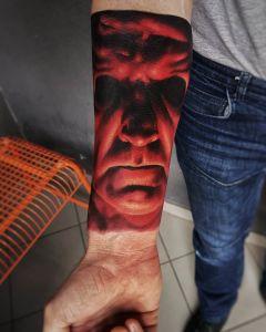 Jacek Yacko Borowski inksearch tattoo