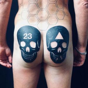 Hannes-Urs Gastmann inksearch tattoo
