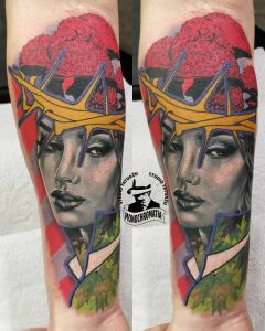 Monochromatia inksearch tattoo