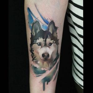 Róbert Bunda inksearch tattoo
