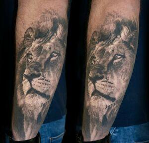 Al Minz inksearch tattoo