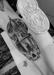 Kaz S. inksearch tattoo