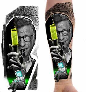 Adam Tomczyk inksearch tattoo