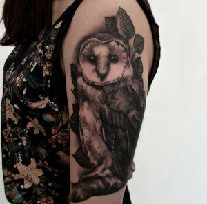 Kinky Needle Tattoo inksearch tattoo