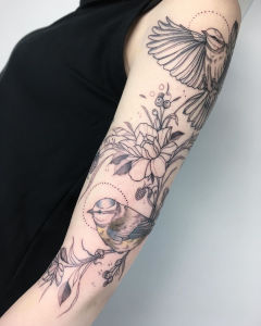 Kasia Zagórska inksearch tattoo