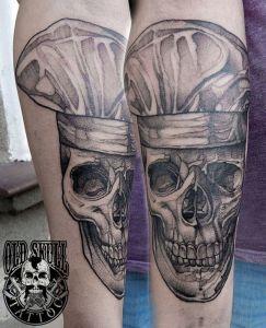 OldSkull Tattoo Tarnów inksearch tattoo