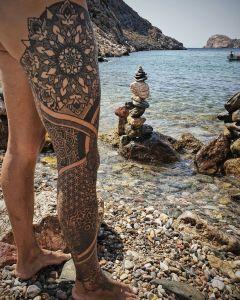 Manuel Zellkern inksearch tattoo