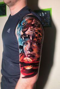Szymon Szumala inksearch tattoo