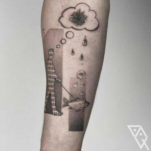 Faun Tattoo inksearch tattoo