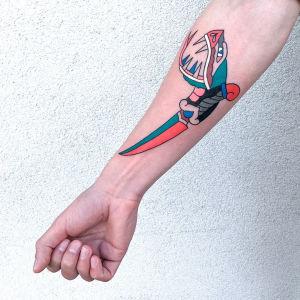 Imrich inksearch tattoo