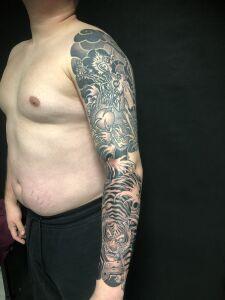 Daniel Gierulski inksearch tattoo