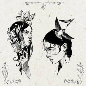 Klara Keczyńska inksearch tattoo