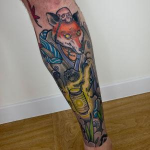 Jarosław Baka Tattoos & Artwork inksearch tattoo