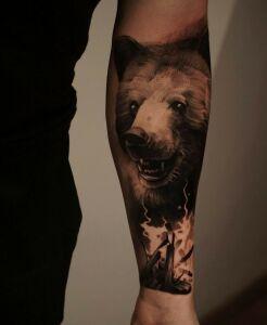 Kuba Siudowski inksearch tattoo