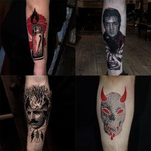 Gzy Ex Silesia inksearch tattoo