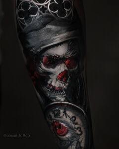 Alexei Mikhailov inksearch tattoo