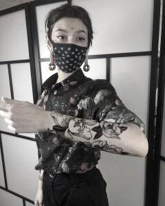 Valentina Calzavara inksearch tattoo