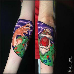 Hamlet inksearch tattoo