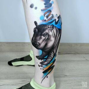 Szymon Gdowicz inksearch tattoo