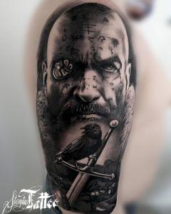 "Mateusz ""SIENIU"" Sienkiewicz inksearch tattoo"