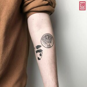 wilczvr_ink inksearch tattoo