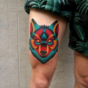 Robert Heliobiont TATTOO inksearch tattoo