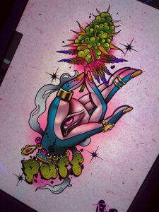 Julia Korn inksearch tattoo