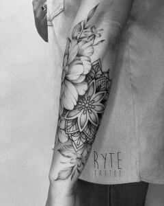 Magdalena Maria inksearch tattoo