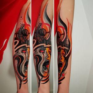 Tomasz Lech inksearch tattoo